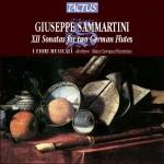 Sammartini XII sonatas